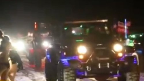 Reckless Jeep Beach Party Leads to 151 Arrests and Counting in South Texas