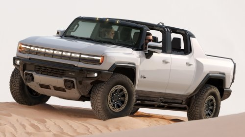 The GMC Hummer EV Pickup Will Weigh 9,046 Pounds: Report