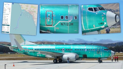 The Mysterious Case Of The Air Force's New Strangely Modified 737 With A Puzzling Past