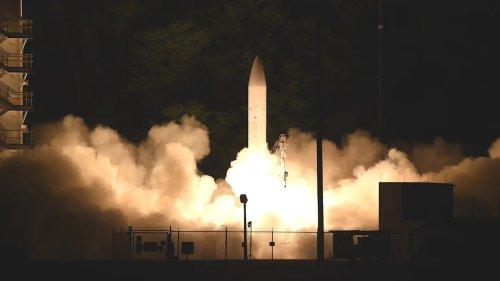 U.S. Long-Range Hypersonic Weapon Test Fails
