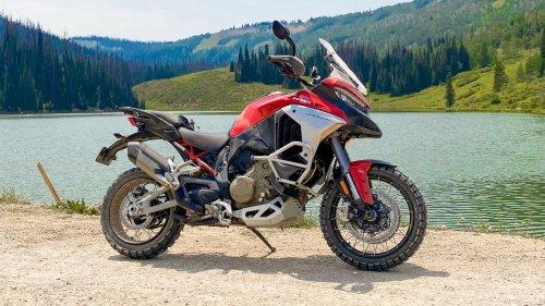 2021 Ducati Multistrada V4 S Review: Worth the $26,095 Price Tag