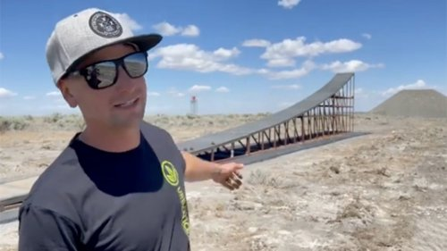 Daredevil Alex Harvill Dies During Practice for World Record Dirt Bike Jump