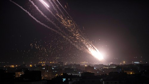 Largest Rocket Barrage From Gaza Ever Hits Central Israel Amid Fears Of An Imminent War