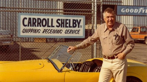 'He Was Just Grandpa to Us': Carroll Shelby's Grandson Aaron on Growing Up with a Legend