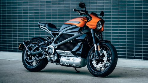 Harley-Davidson Spins LiveWire Into Its Own Brand of Electric Motorcycles