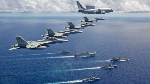 Huge Pacific Exercise Centered On Guam Brings Allies Together Amid Growing China Threat