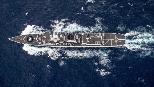 Belgian Frigate's Movements Lend Credence To Reports Of Another Attack On An Israeli Ship