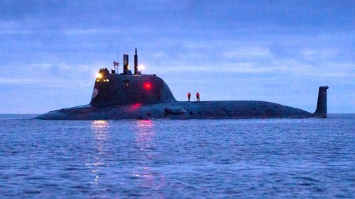 """Russia's Newest Submarines Are """"On Par With Ours"""" According To Senior American General"""