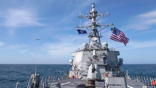 Turkey Confirms U.S. Destroyers Are Headed For The Black Sea Amid Russia-Ukraine Crisis