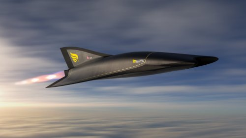 Air Force Throws Millions At Startup Trying To Build Reusable Hypersonic Aircraft
