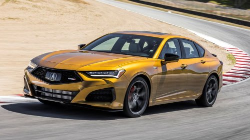 Acura's Type S Turbo V6 Took Lessons From the NSX Engine