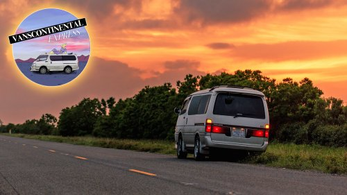 How a Simple Van Life Test Run Turns Into Its Own Epic 3,000-Mile Road Trip