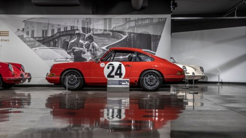 Some of Porsche's Rarest Models Can Be Found at This Dealer's Museum-Like Exhibit