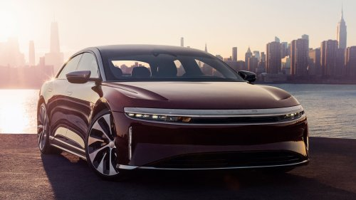 I'm Going to See the Futuristic Lucid Air EV Sedan Next Week. What Do You Want to Know About It?
