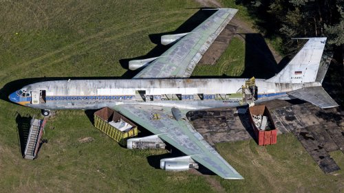 A Boeing 707 That Survived The 'Black September' Hijacking Spree Is Getting Scrapped