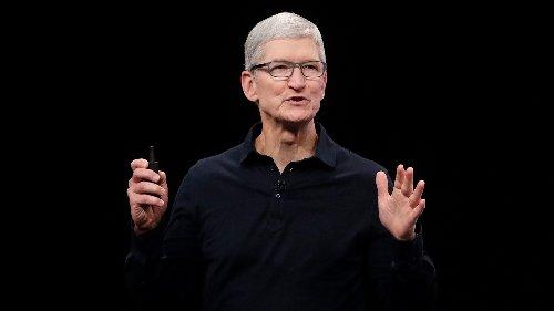 'An Autonomous Car Is a Robot': Apple's Tim Cook on Apple Car Plans