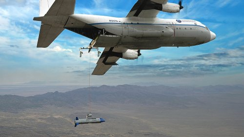 Gremlins Drones Could Be Reloaded Inside Their Mothership Transport Aircraft