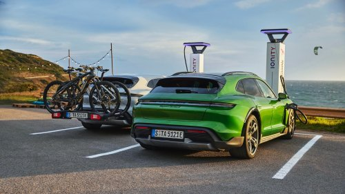 Porsche Taycan Sales Almost Matched the 911 in Q1