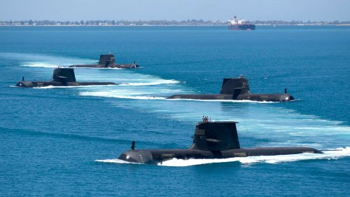 Australia To Upgrade All Its Aging Submarines Amid Chronic Delays To Its New French Design