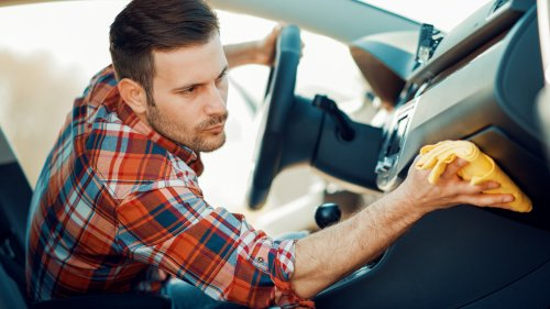 How to Deep Clean Your Car Because It's Probably Grosser Than You Think