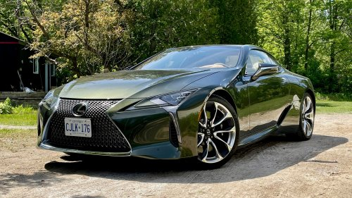 2021 Lexus LC 500 Review: Forget Owning a Home. Get One of These
