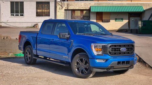 2021 Ford F-150 PowerBoost Hybrid Review: One Tank of Gas, 723 Happy Miles