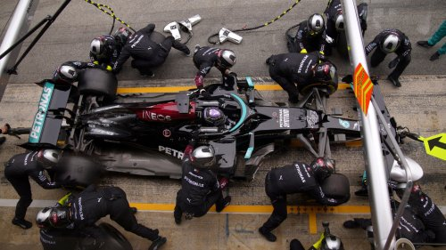 F1 Pitstops Will Get Slower Thanks to New FIA Directive