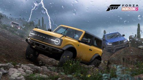 Forza Horizon 5: Every Car Confirmed So Far