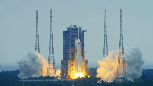 China's Space Station Is Now Manned As Concerns About Chinese Space Ambitions Grow