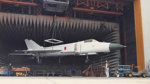 The U.S. Once Helped China Develop A Modern Jet Fighter