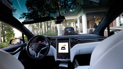 Researchers Used a Drone and a WiFi Dongle to Break Into a Tesla