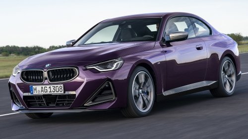 2023 BMW M2 Will Get 455-HP I6, Keep the Manual: Report