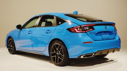 2022 Honda Civic Hatchback: The Better Civic Grows Up