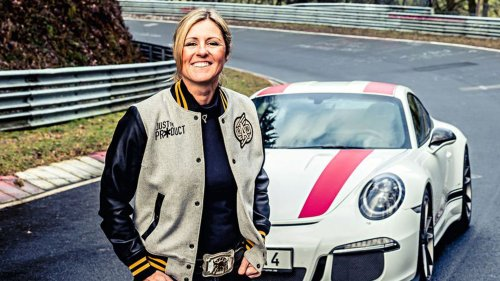 Turn One of the Nurburgring Nordschleife Named for Sabine Schmitz