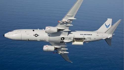 The Case For Stripping The P-8 Poseidon Down Into An RB-8 Multi-Role Arsenal Ship