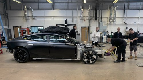 Polestar Precept R&D Car Still Looks Like the Razor-Sharp Concept