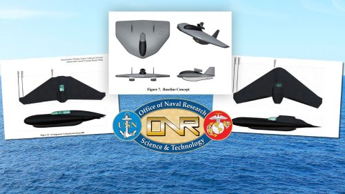 The Navy Concluded Transmedium Flying Submersible Vehicles Were Possible A Decade Ago