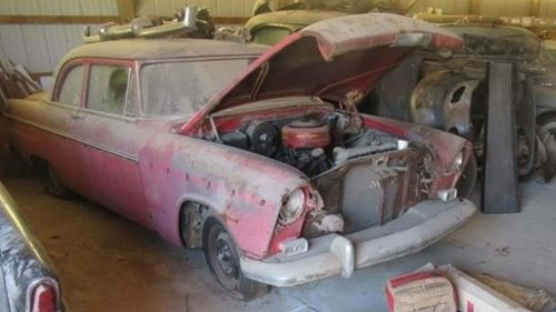 Huge Stash of Classic Cars and Parts (and Parts Cars) Is Ready for the Picking