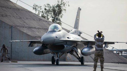 The End Of Iraq's F-16 Fleet Is A Real Possibility As Lockheed Contractors Prepare To Leave
