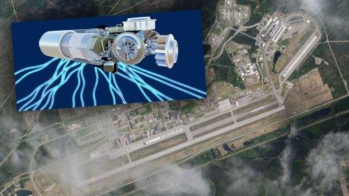 This Alaskan Air Base Will Host An Experimental Mini Nuclear Reactor