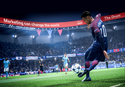 Fifa, product placement and the future of ads in video games