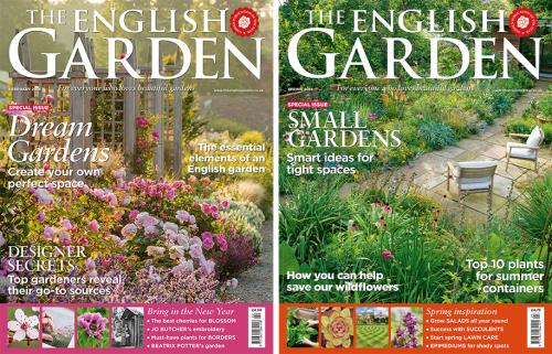 The English Garden advent calendar: Day 24