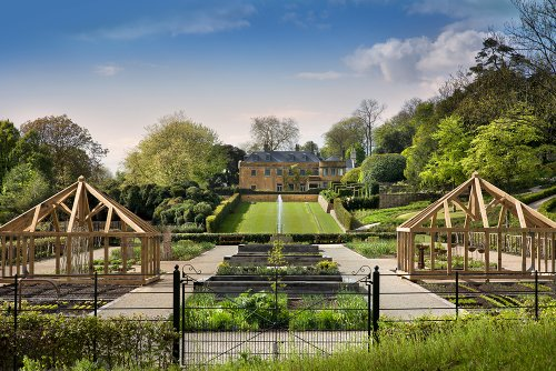 UK hotels with beautiful gardens