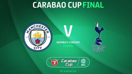 Where to stream Carabao Cup final in India?