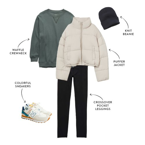 6 Outfits to Wear Playing Outside with Your Kids This Fall