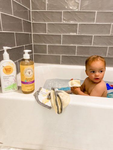 5 of My Favorite Bath Time Essentials for Kids