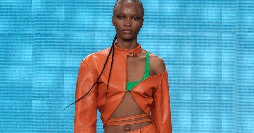 London Fashion Week SS22