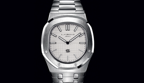 """Mashing Up Two Highly Coveted Watches, Is This """"Genius"""" Timepiece the Next Luxury Lawsuit in the Making?"""