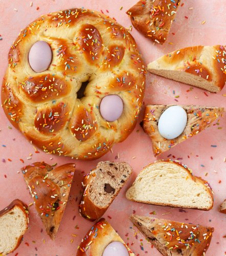 Sicilian Easter Bread by lisathompson   Quick & Easy Recipe   The Feedfeed