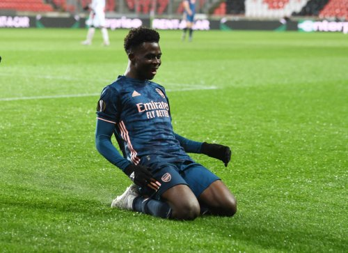 'Our player of the season':..Some Arsenal fans react to club tweet about Buyako Saka - The Focus